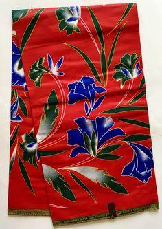A personal favorite from my Etsy shop https://www.etsy.com/listing/248306807/african-print-fabric-dutch-wax-ankara