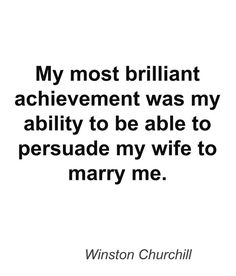 #Churchill #Quotes Are Thought-Provoking And HILARIOUS