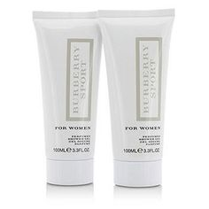 Burberry Sport for Woman Shower Gel Duo Pack - 2x100ml-3.3oz