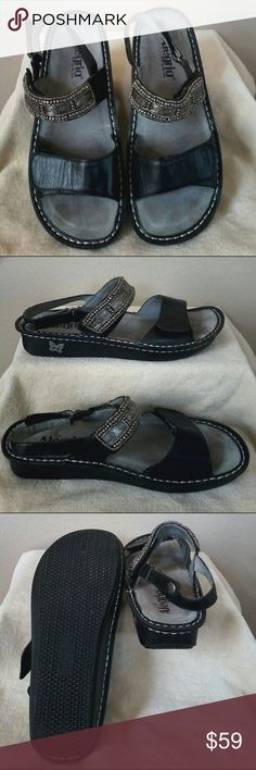 Alegria shoes Euro 40.  They have been worn. Alegria Shoes Sandals