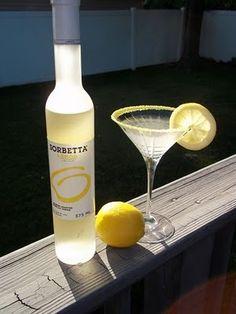 L-Long Island Lemonade Cocktail
