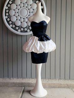 80s Prom Dress by Zum Zum. I WANT THIS