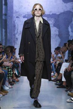 Marni Menswear Spring Summer 2018 Milan