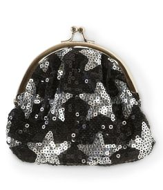 Sequin Star Coin Purse #Aéropostale #TimeToShine