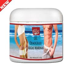 Slimming | Demograss Gel 6 Oz.  It is an excellent aid to bolster the muscles that have lost their strength by weight loss. In addition to helping you burn fat, flaccidity leaving your skin smooth and toned