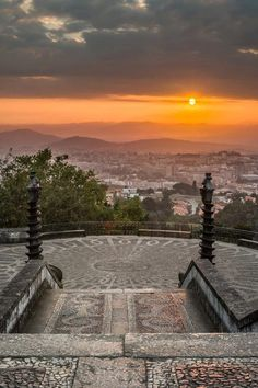 Bom Jesus do Monte, #Braga #Porto | Visit: http://www.the-yeatman-hotel.com/en/packages-programmes/