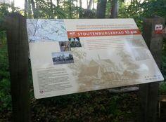 Klompenpad - Stoutenburgerpad: startpaneel