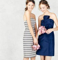 J. Crew Bridesmaid Dresses [Photos]