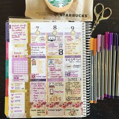 Midweek of my EC Planner using the Purple and Gold weekly kit. Moving is a slight pain with so much chores organizing and stocking up.  The bright side of this move is being able to hang out with the family while trying to collect supplies for the shop chasing toddlers across mom's house while I try to plan eating mom's yummy cooking while I think of new designs. There is so much positivity here. I feel that personal goals business goals and relationships will grow stronger.  I appreciate…