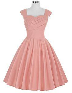 8583284860422 Vintage Tone. Audrey Hepburn Vestidos Plus Size Womens Dress Clothing Summer  style Retro Casual Party Robe Rockabilly Vintage Dresses