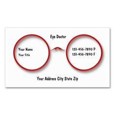 Left eye double sided standard business cards pack of 100 make left eye double sided standard business cards pack of 100 make your own business card with this great design all you need is to add your info t colourmoves