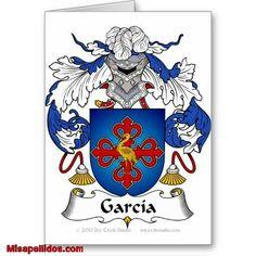 Escudo de Armas de García