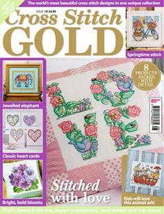 Cross Stitch Gold (UK) № 108 (2014)