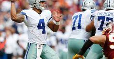 Dak Prescott or Jacoby Brissett? NFL scouts preferred the Patriots QB in the draft