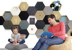 Plug & Dream é uma nova geração de mobiliário: conectado, emocional e componível, de acordo com o desejos e necessidades de cada lar