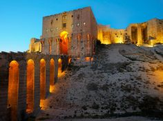 Why it's special: The largest city in Syria, Aleppo (pictured) was a hugely important trading point for cultures from all over the Middle East and beyond, giving it Greek, Roman, Akkadian, and Ottoman influences.Why it's in danger: The ongoing civil war in Syria has endangered all of the country's UNESCO sites, including the ancient cities of Palmyra and Damascus.