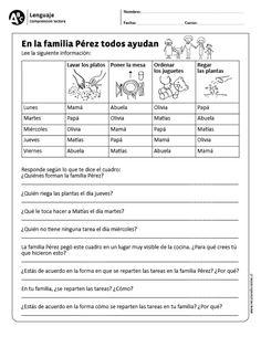 "En la familia Pérez todos ayudan"" data-recalc-dims="