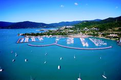 What do you love most about sailing the #Whitsundays?