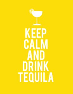 Keep Calm and Drink Tequila Free Cinco De Mayo Printable decoration <3 For hi-res copies, email us at marygrace@paperlaternstore.com
