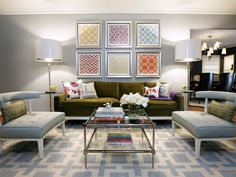 Trendy Ways to Add Gray to Your Home | Color Palette and Schemes for Rooms in Your Home | HGTV