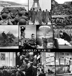 """World War II - called """"The Greatest Generation."""" They inspire me with their sacrifice and courage. My generation can learn so much from them. Second World, First World, Virtual Memory, Ww2 Posters, War Machine, Historical Photos, World War Ii, Historia"""