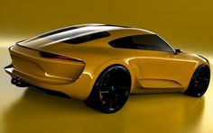 Bringing car buyers and enthusiasts automotive news coverage with high-res images and video from car shows and reveals around the world. Volkswagen Transporter, Luxury Sports Cars, Sport Cars, Car Design Sketch, Car Sketch, My Dream Car, Dream Cars, Porsche 911, Cars Land