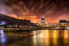 Pont des Arts by Jesús M. García © on 500px