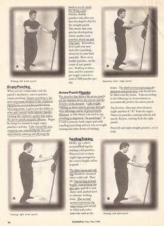 Wing Chun's Arrow Punch - Michael J. Clifford0003