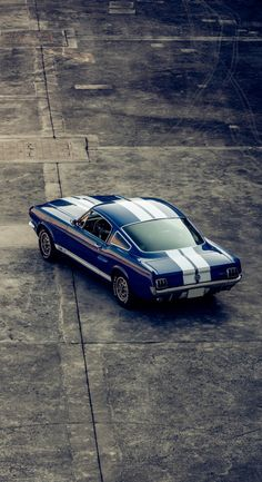 1966 Ford Mustang Shelby GT350 by Annika Buetschi