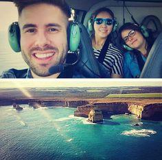 Great trip on a  Great Ocean Road  #melbourne #australia #greatoceanroad #12apostles #tripontheroad #withfriends #helicopter #oceanview #selfie #selca #selstagrame #koreangirl #southafricanboy #frenchgirl #instatravel #travelinginaustralia #멜버른 #호주 #오션로드 #친구랑여행 #헬리콥터 #비싼여행 #이젠거지 #셀피 #셀카 #셀스타그램 #인스타여행 #남는건사진뿐 #샹기는여행중 by p_s_miss_nobody