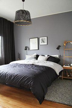 Good Information : Best Bedroom Colors Psychology - Bedroom Design Ideas Ikea Hack Bedroom, Home Decor Bedroom, Bedroom Furniture, Bedroom Ideas, Furniture Plans, Black Furniture, Ikea Furniture, Bedroom Inspiration, Mission Furniture