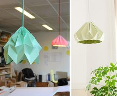 origami decoracion - Buscar con Google