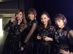 Shinoda Mariko, Takahashi Minami, Itano tomomi, Matsui Jurina