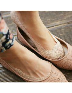 Lace Socks - Socks - Accessories - Marlie Madison