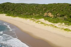 Visit Thonga Beach, Thongaland, South Africa, Prisitine wilderness beach and incredible diving spots in marine reserve #MoveSafaris