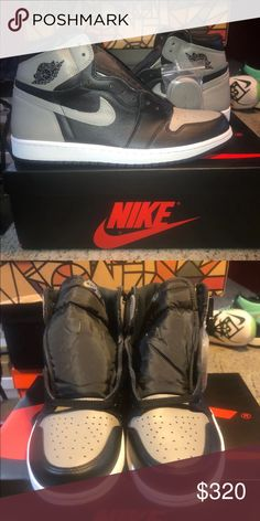 a7b41ac8b49bcf Shadow Jordan s Brand new. Sold out Nike Shoes Sneakers