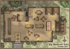 ProFantasy Community Forum - The Manticore's Tale (Tavern) - Renovations complete!