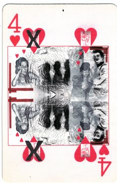 Speed dating- Playing Card by ~GingerPrincess on deviantART