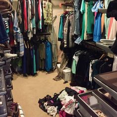 Is this your closet?