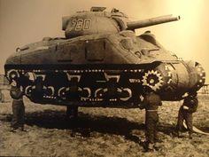 #tank #dummy #fake