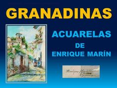 granadinas by Saturnino Martinez via Slideshare