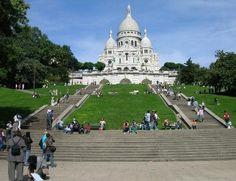 Things to see  in Paris.