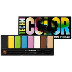 """3/14: """"It doesn't have to be the '80s to wear bold, bright eye color. This palette—with its mix of classic neutrals and statement shades—brings my favorite looks to life."""" -Heather D., Social Media Producer #Sephora #DailyObsessions"""
