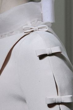 Valentino Haute Couture Fall 2010 Detail