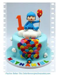 Cakes On Pinterest Pocoyo Lingerie Shower And