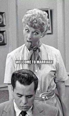 HAHAHA!  Passive agressive behaviors increase longevity in a marriage.  True story.