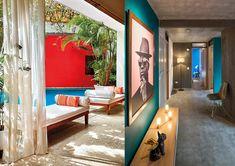 Pantone, Loft, Bed, Furniture, Home Decor, Apartments, Primary Colors, Interior Design, Blue Prints
