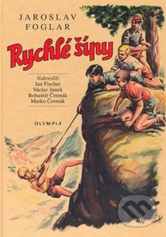 Rychlé šípy (Jaroslav Foglar) Comic Books, Comics, Movie Posters, Czech Republic, Prague, Culture, Country, Creative, Comic Strips