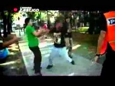 Drogado vs Policia (Argentina)