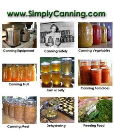 visit http://www.SimplyCanning.com   canning, dehydrating and home food storage.